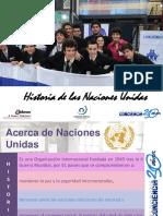 Historia de Naciones Unidas