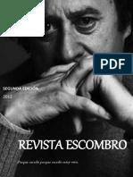 Revista Escombro - Segunda Edición 2013