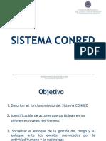 Sistema CONRED y Gestion de Riesgo