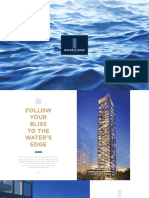 Water's Edge Brochure