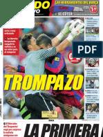 Mundo deportivo 12-09-2010
