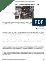 Detalhes Da Injeção e Alimentação Do Motor THP - Revista O Mecânico