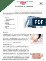 Hernie Discale - Symptômes Et Traitement - Santé-Médecine