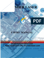 THUNDER LASER USERS`MANUAL_DF_212_V_2.2