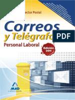 Correos 2011 MAD. Temario 20110608 Volumen 1.. El Sector Postal.pdf