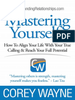 Mastering Yourself
