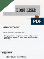 Slide Mikrobiologi Kel.3