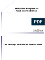 Mutual Fund Concepts