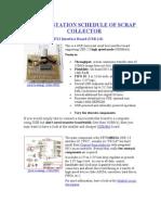 Scrap Collector Implementation