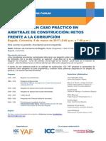 Programa YAF Bogotá (8 marzo 2017) - Programa