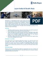 Rolls-Royce India Private Ltd