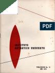 Publicación Nº 16 del Instituto Antártico Uruguayo - 1973