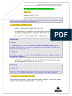 [TRUCOS TEMARIO] Auxiliar Administrativo - ADAMS - Derechos Fundamentales