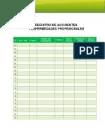 Registro Accidentes y Enfermedades Profesionales (1)