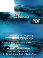 01 Introduction to Genesis 1