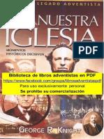 KNIGHT, George - Nuestra Iglesia.pdf