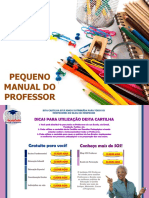 Pequeno Manual Do Professor