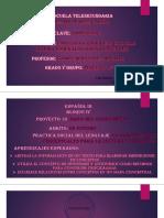 proyecto 10 MAPA DEL CONOCIMIENTO