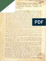 1816 Gobierno español - Normas sobre control viruelas