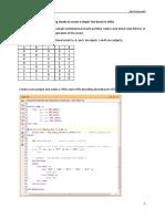 Vivado Simple VHDL Test Bench
