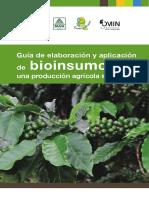 Guia de Elaboracion y Aplicacion de Bioinsumos Para Una Produccion Agricola Sostenible