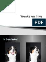 Wenke en Inke