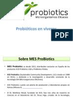 Probiotics en Viveros