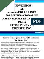 206 International Spanish