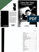 Vaello Orts. Cómo dar clases a los que no quieren.pdf