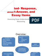 Report Assessment on Learning.pptx