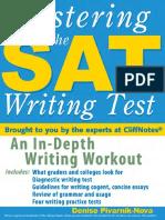 Mastering The SAT Writing Test.pdf