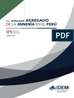 Junio 2017 - El Valor Agregado de La Minería