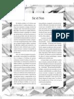 Dialnet-SicEtNon de Pedro Abelardo