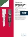 Automatic Linebreak Low Pressure Shutoff Control en 83906