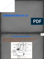Generadores de CA