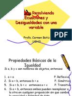 repasoresolviendoecuacionesydesigualdadesconunavariable-090818192302-phpapp01