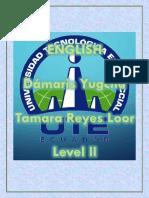 Portafolio de Inglés