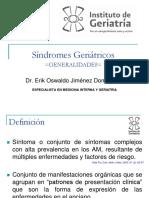 Síndromes Geriátricos Generalidades.ppt