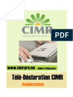 Guide Ameliorations Teledeclaration