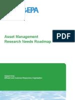 EPA Asset Management Roadmap