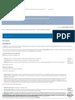 Auditorías - Software ISO