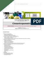 Material Principal de Cineantropometría