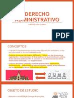 Unidad I y II Derecho Administrativo