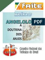 Angelologia Basico - Unica