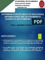 Determinacion Del Indice de Rugosidad (1)