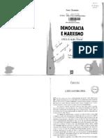 GUIMARES J. Democracia e Marxismo Critica a Razao Liberal 1999
