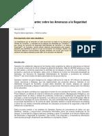 Informe Symantec Seguridad