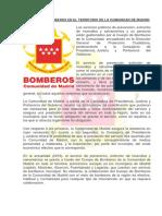II.01 Servicios de Bomberos en La Comunidad de Madrid