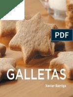 Barriga Xavier - Galletas
