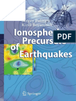 Pulinets Boyarchuk Ionospheric Precursors of Earthquakes (1)